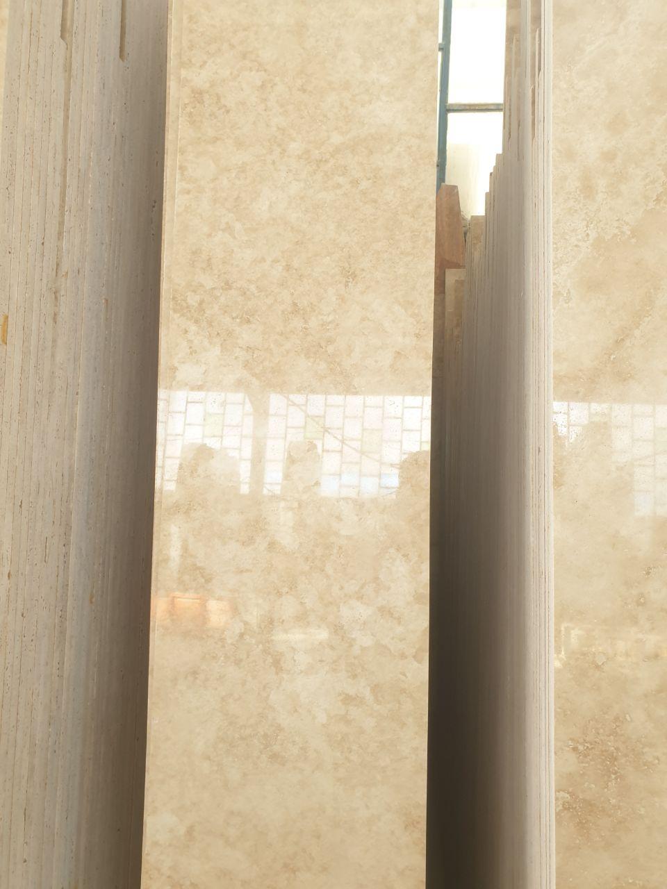 سنگ تراورتن برای نما در اصفهان